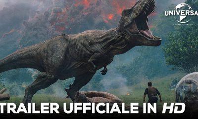 Jurassic World Il regno perduto trailer