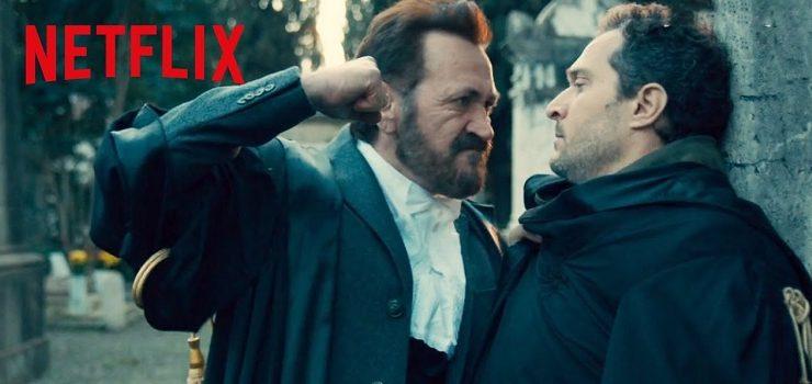 Marco Giallini e Claudio Santamaria saranno i due protagonisti del nuovo film Netflix, Rimetti a noi i nostri debiti.