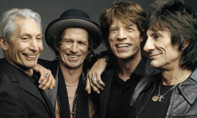 I componenti dei Rolling stones