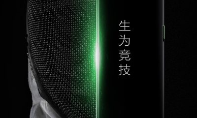 Xiaomi Black Shark teaser