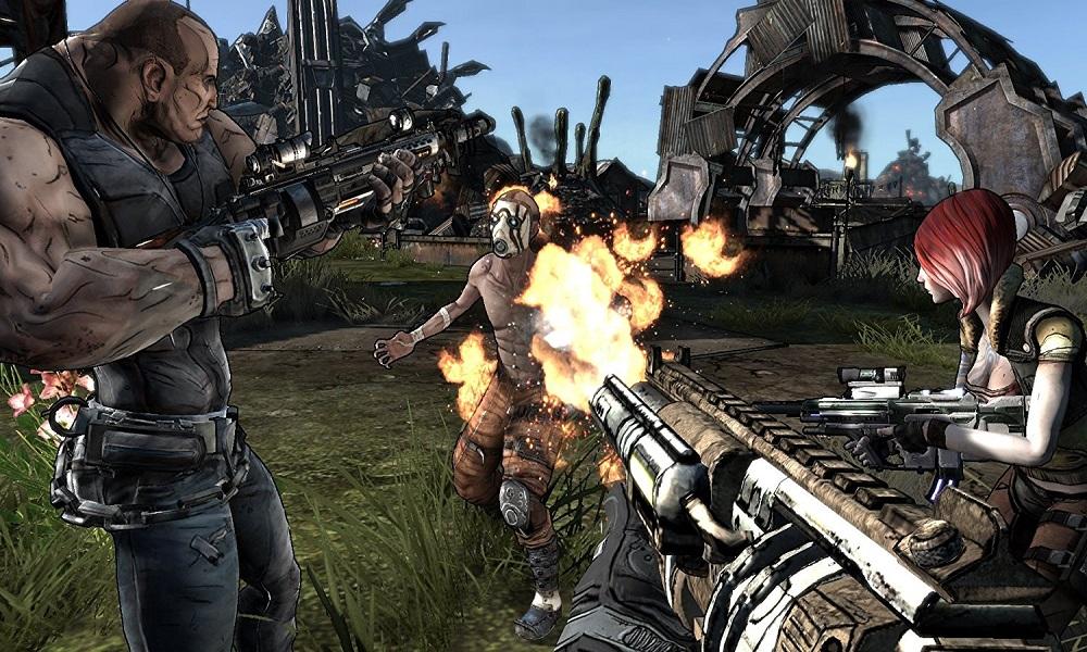 Borderlands GOTY E3