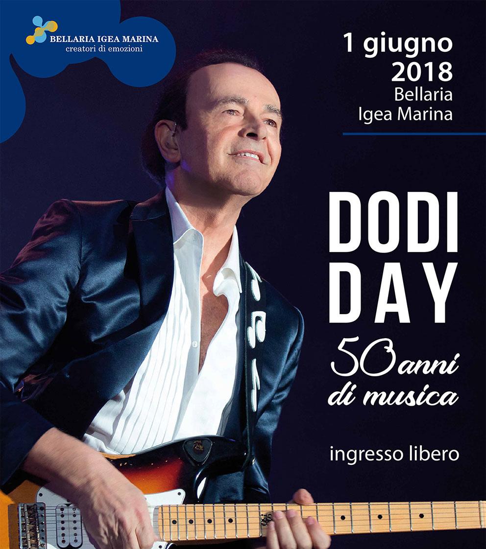 Dodi Battaglia: nozze d'oro con la musica, grande evento a Rimini