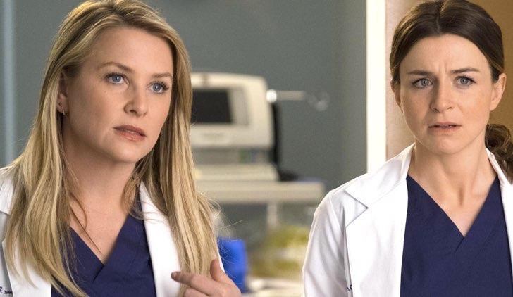 Grey's Anatomy, caterina scorsone, jessica capshaw