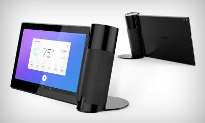 Lenovo Tab4 + Smart Speker