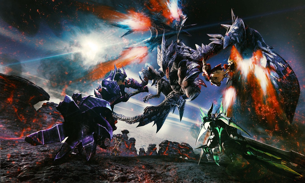 Annunciato ufficialmente Monster Hunter Generations Ultimate per Switch