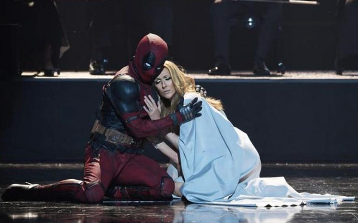 Céline Dion: dopo Titanic canta la colona sonora di Deadpool2: il video ufficiale