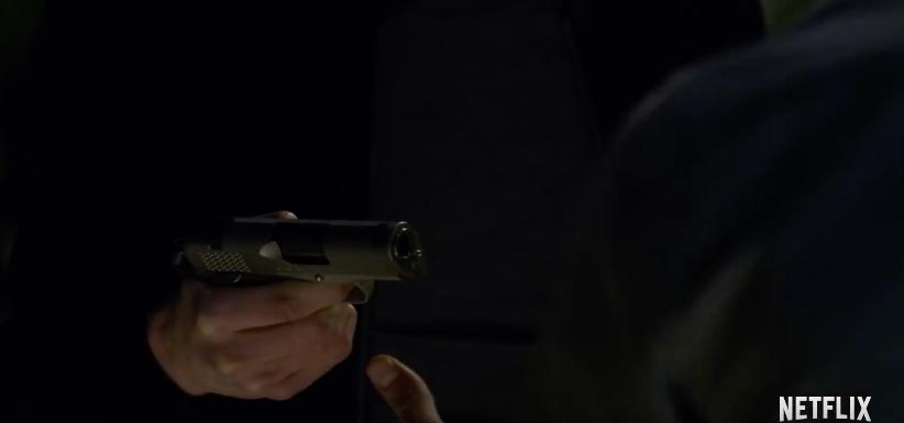 Un'altra arma nel trailer di 13 Reasons Why 2