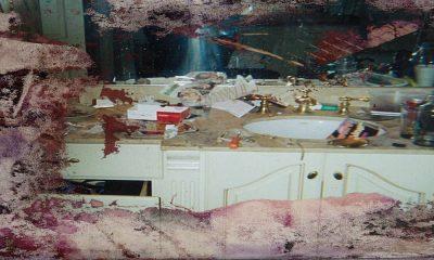 Kanye West: spende 85 mila dollari per la foto del bagno coperto di droga dove morì Whitney Houston