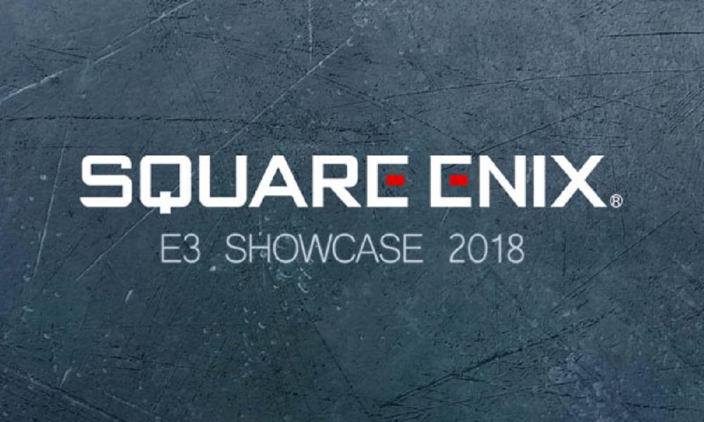 Square Enix E3 2018