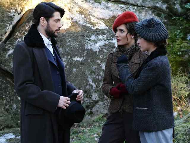 Il Segreto: Marcela non è più convinta dell'amore di Matias. Le anticipazioni