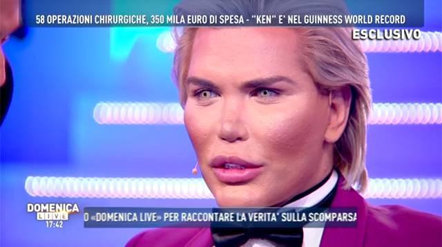 Barbara d'Urso risponde alle critiche del web sull'uscita di Aida Nizar