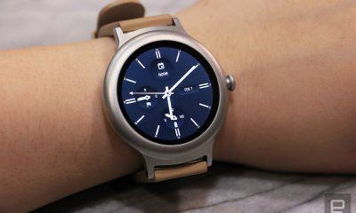 smartwatch LG Timepiece