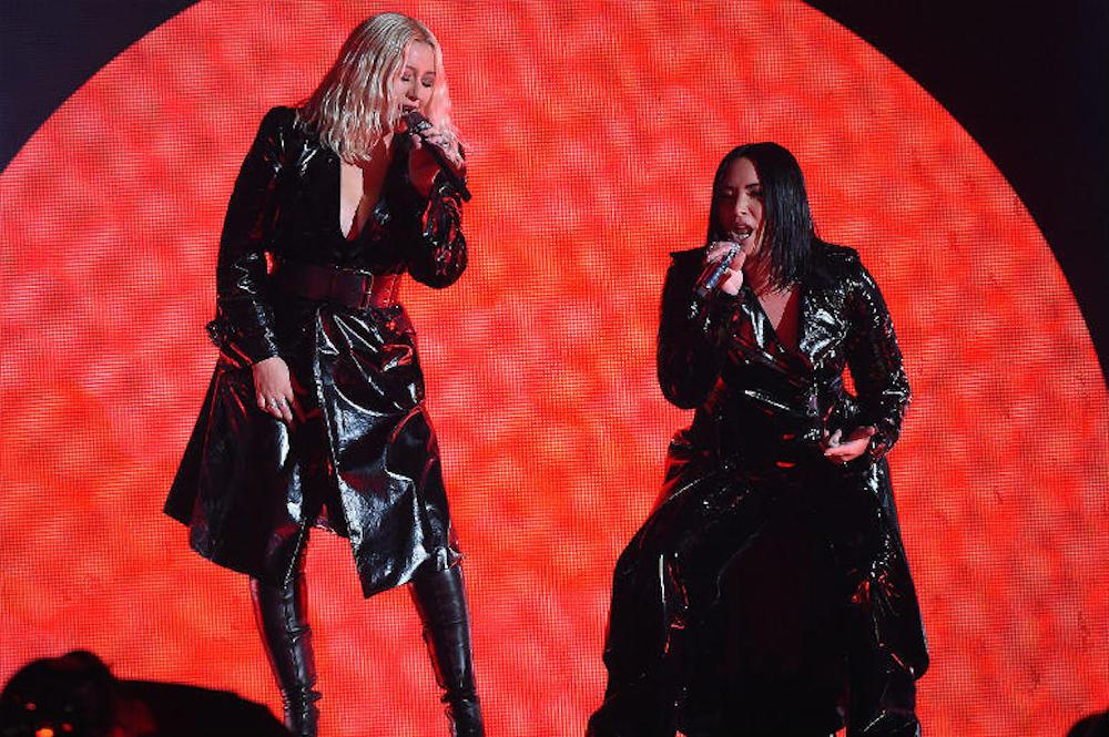 """""""Fall in line'': Christina Aguilera e Demi Lovato spiegano il significato profondo della loro canzone"""