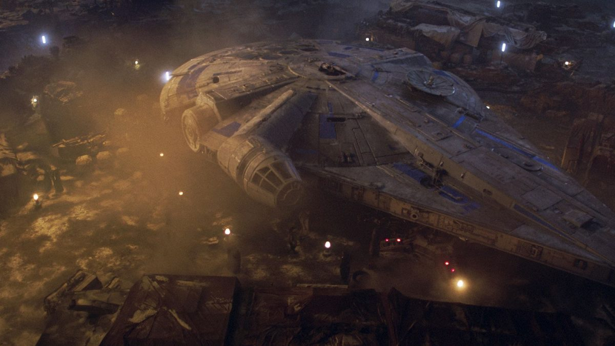 Solo A Star Wars Story Recensione