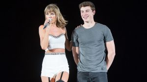 Taylor Swift e Shawn Mendes