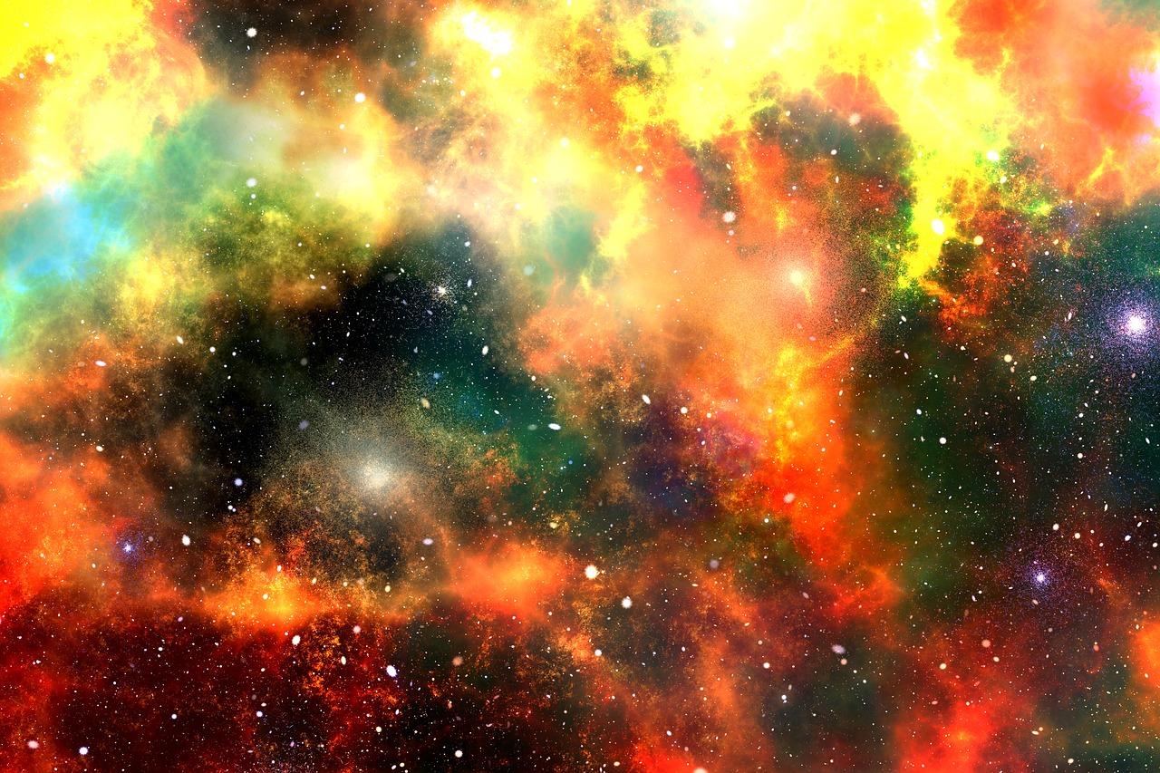 Via lattea il movimento delle stelle diventa musica for Immagini universo gratis