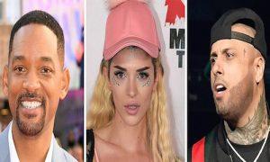 Mondiali 2018: Will Smith, Era Istrefi e Nicky Jam, canteranno la canzone ufficiale