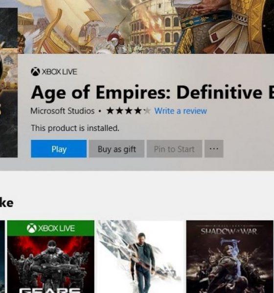 Microsoft Store: è ora possibile regalare anche i giochi per PC