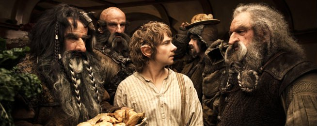 Lo Hobbit- Un viaggio inaspettato - Stasera in Tv