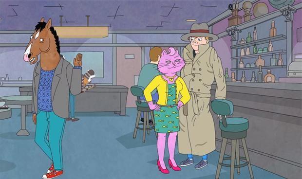 BoJack Horseman: BoJack, Princess Carolyn e il suo fidanzato