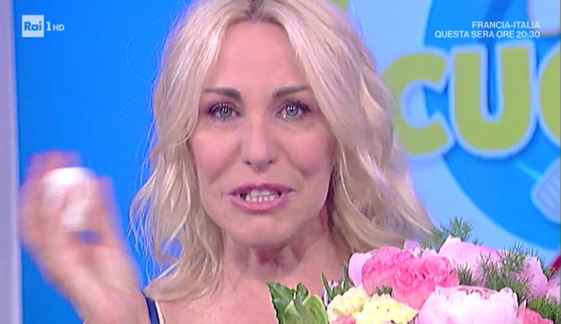 gossip Antonella Clerici