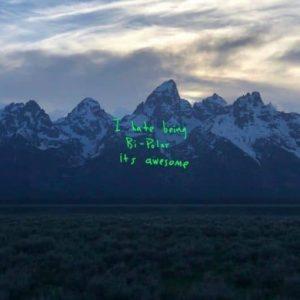 Kanye West , Copertina di Ye