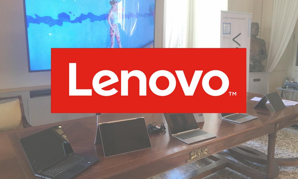Lenovo yoga top