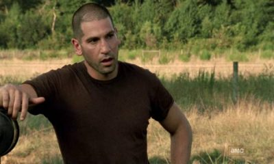 Shane, avvistato l'attore sul set di The Walking Dead 9