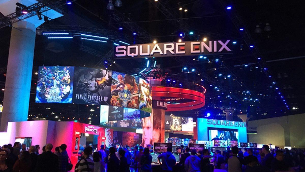 Conferenza Square Enix