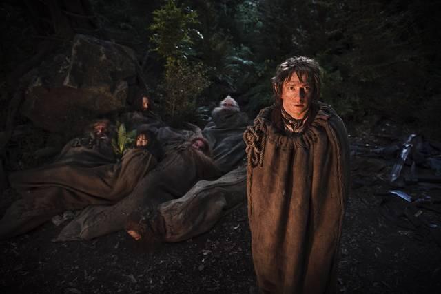 Lo Hobbit - Un viaggio inaspettato - Stasera in Tv