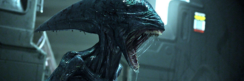 Alien: uno Xenomorfo