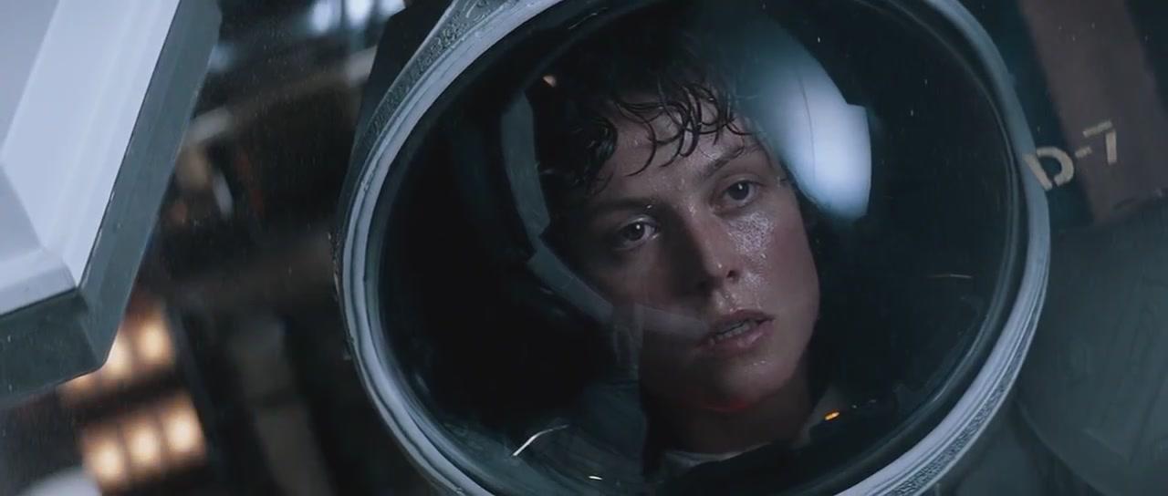 Alien: il comandante Ripley