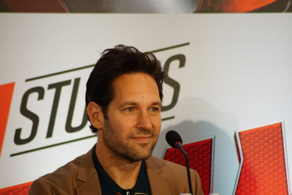 Ant Man and the Wasp Intervista