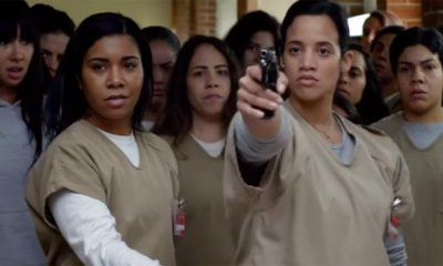 Daya nella quinta stagione di Orange is the new black