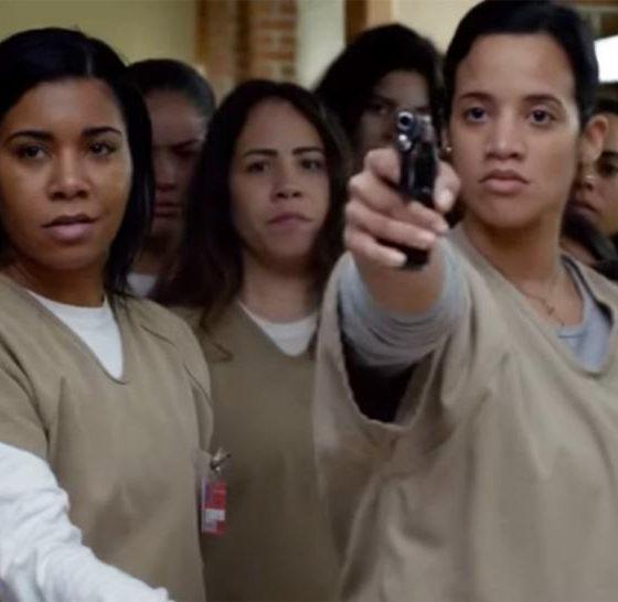 Daya nella quinta stagione di Orange is the new black