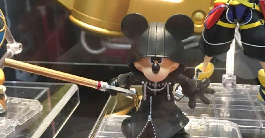 kingdom hearts 3 mickey mouse