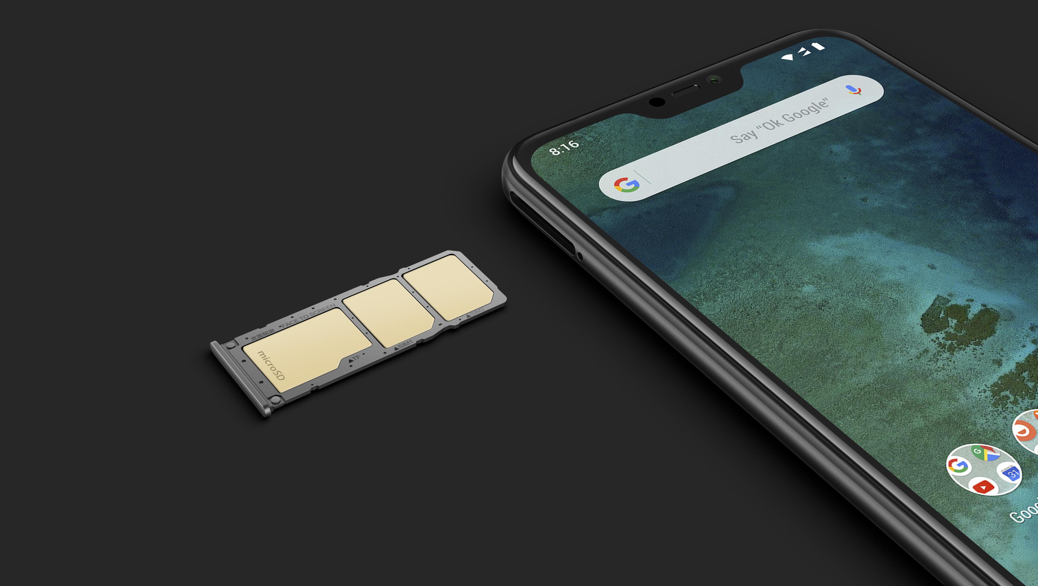 Xiaomi ha presentato ufficialmente il Xiaomi Mi A2 e Mi A2 Lite
