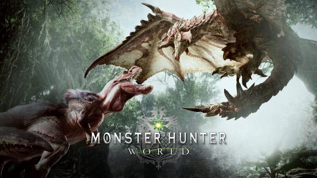monster hunter world giochi in uscita agosto 2018