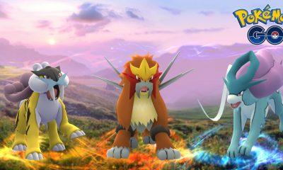 Pokémon GO Raikou