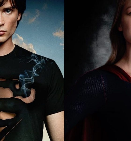 Smallville Lois e Clark hook up