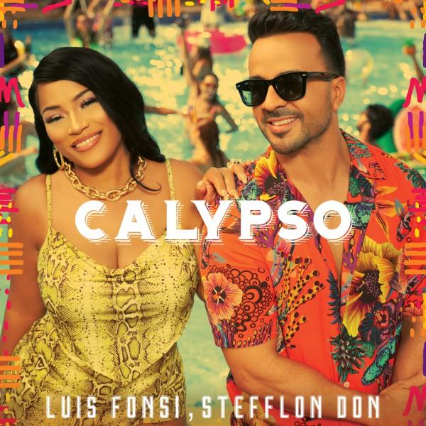luis fonsi e stefflon don calypso