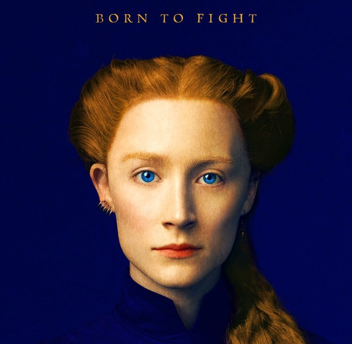 Mary Queen of Scots: Saoirse Ronan e Margot Robbie nei character poster