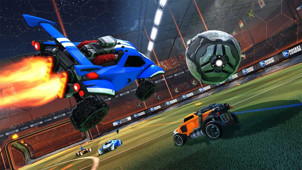 rocket league xbox game pass