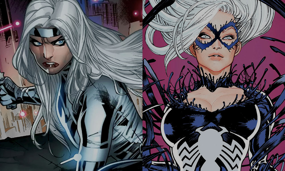 Silver Sable e Black Cat - Amazing Spider-Man Variant Covers