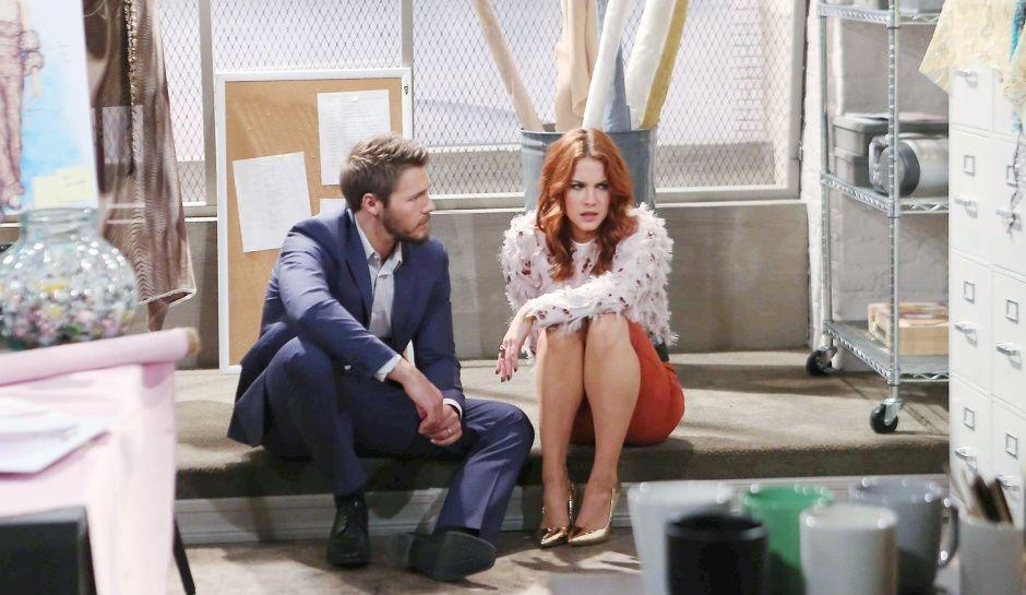 Beautiful: Liam e Sally protestano alla Spectra Fashions