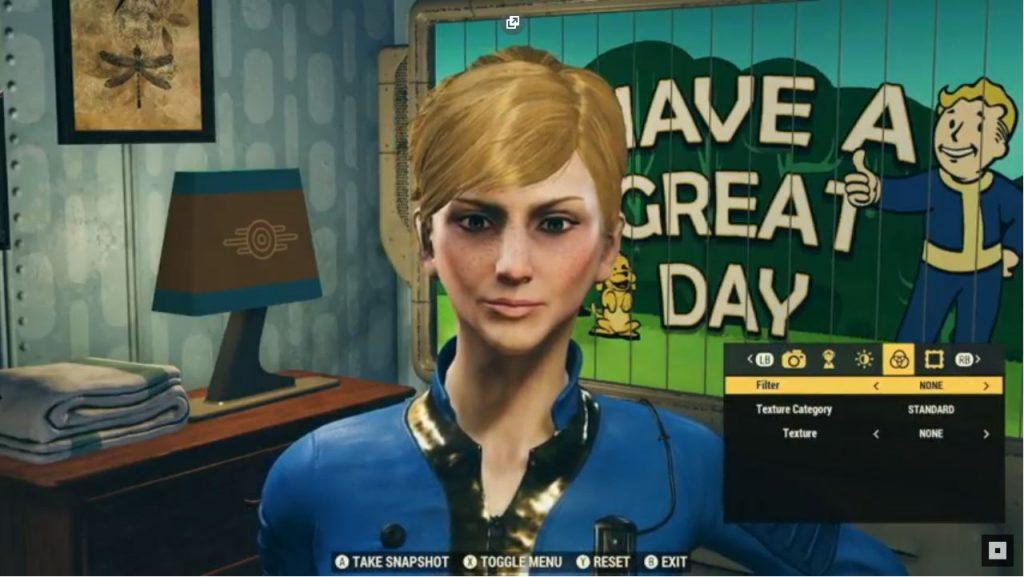 fallout 76 creazione personaggio
