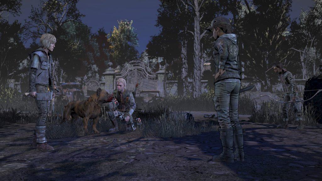 the walking dead: the final season 4