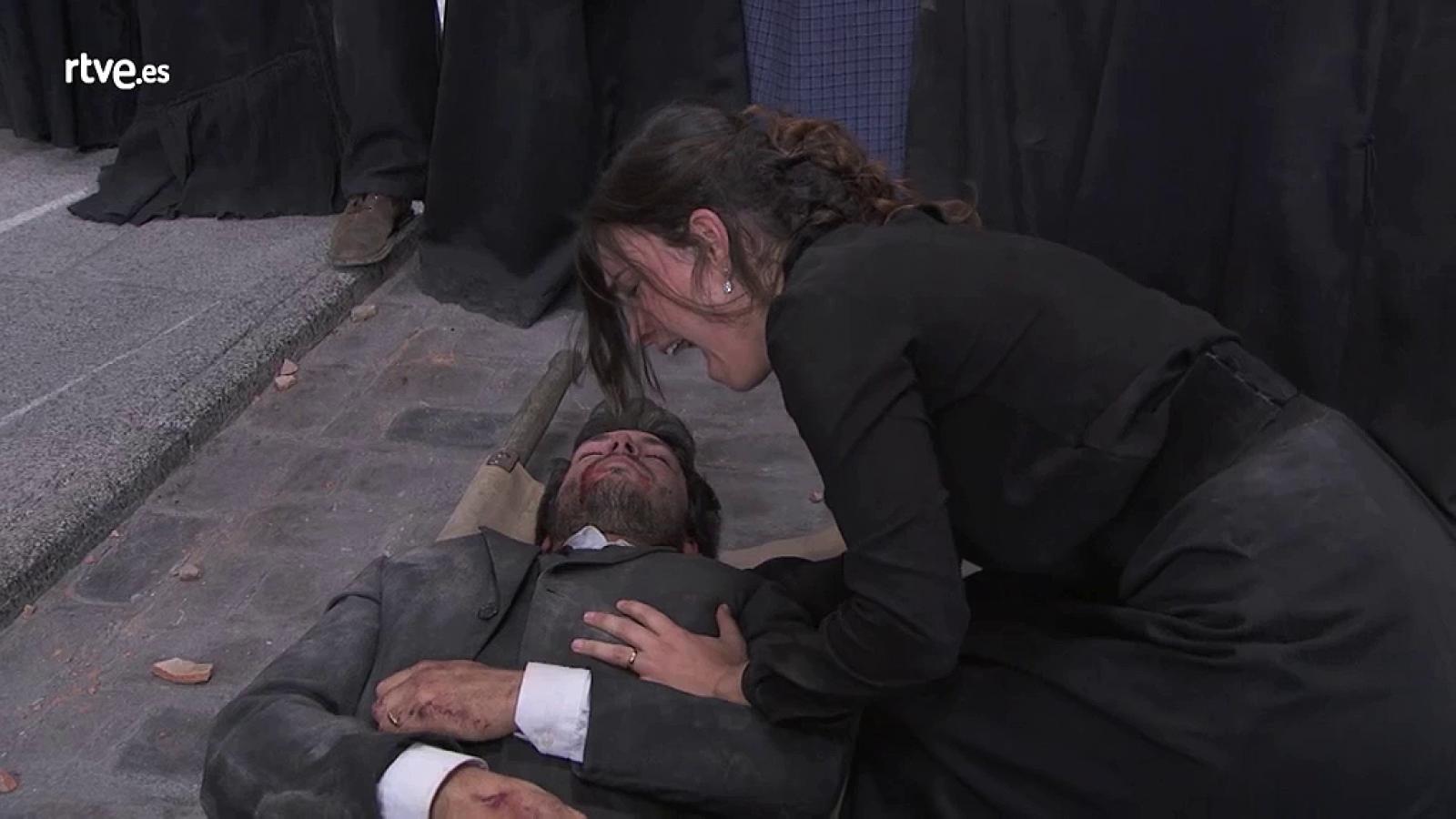 Una Vita: la morte di Pablo