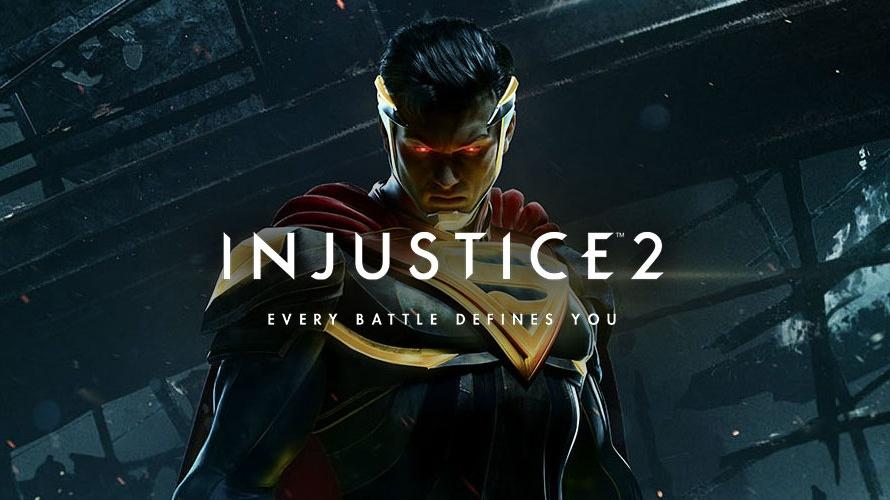 Injustice 2 Steam