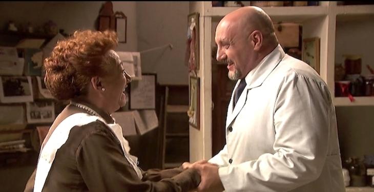Il Segreto: Dolores fa una sorpresa a Tiburcio